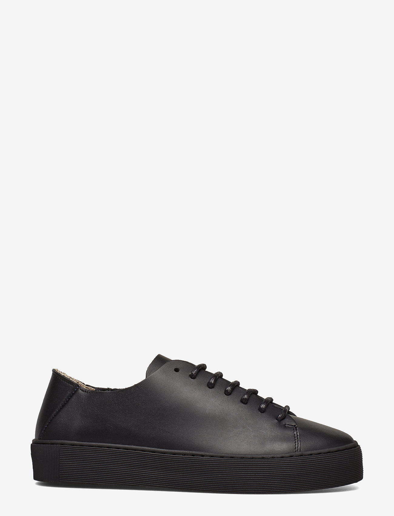 Royal RepubliQ - Doric Derby Shoe - matalavartiset tennarit - black