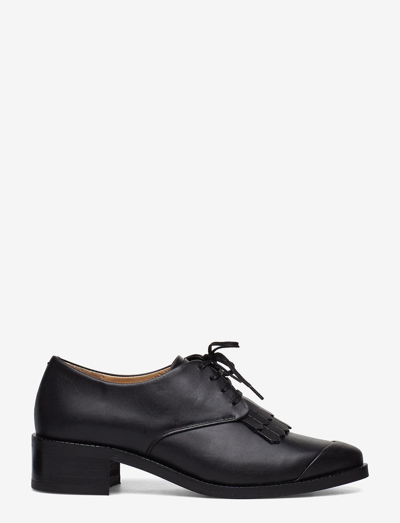 Royal RepubliQ - Elite Fringe Shoe - nauhakengät - black