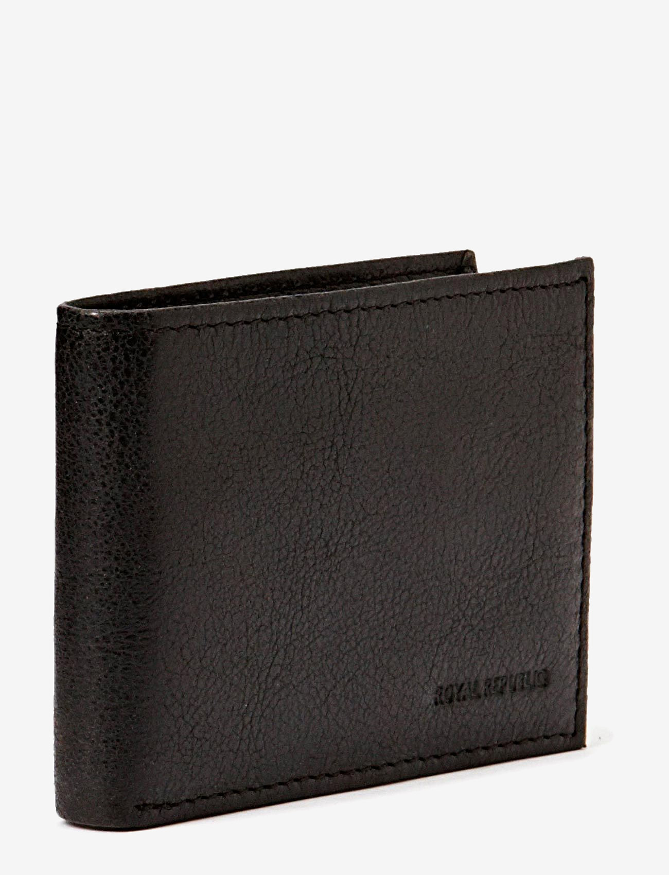 Royal RepubliQ - Nano wallet BLK - lommebok - black - 1