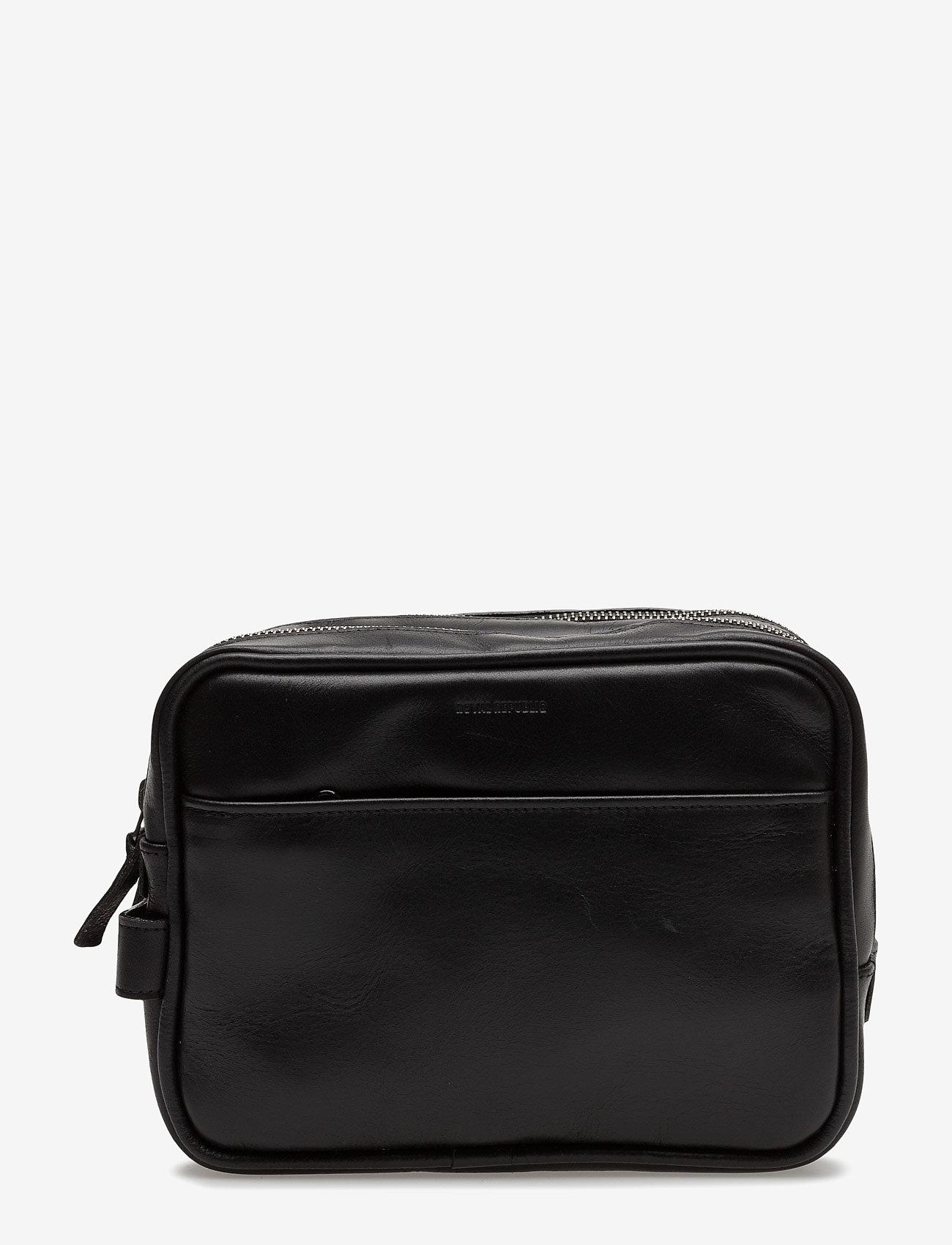 Royal RepubliQ - Explorer Toilet Bag Mini - kosmetyczki - black - 0
