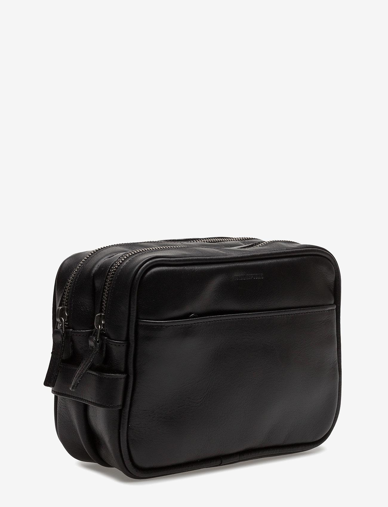 Royal RepubliQ - Explorer Toilet Bag Mini - tassen - black - 1
