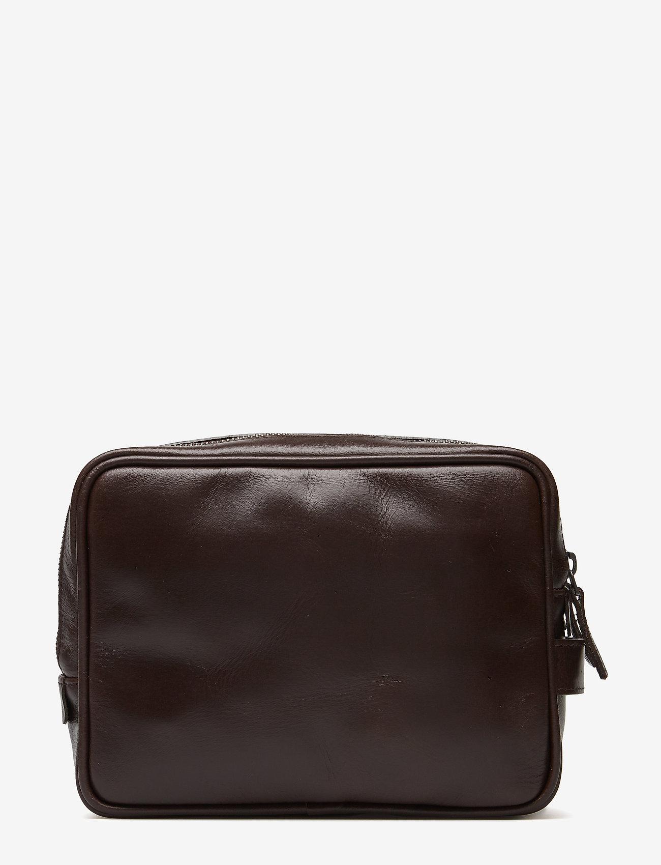 Royal RepubliQ - Explorer Toilet Bag Mini - tassen - brown - 1