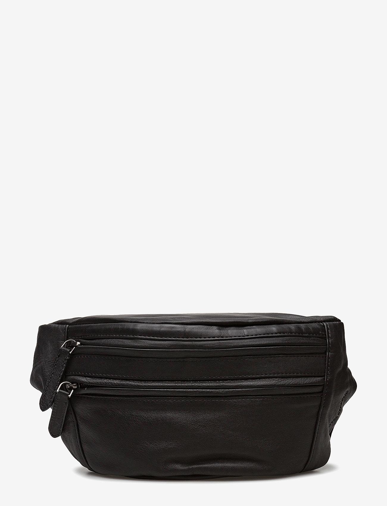 Royal RepubliQ - Fundamental Bum Bag 181 - midjeveske - black - 0