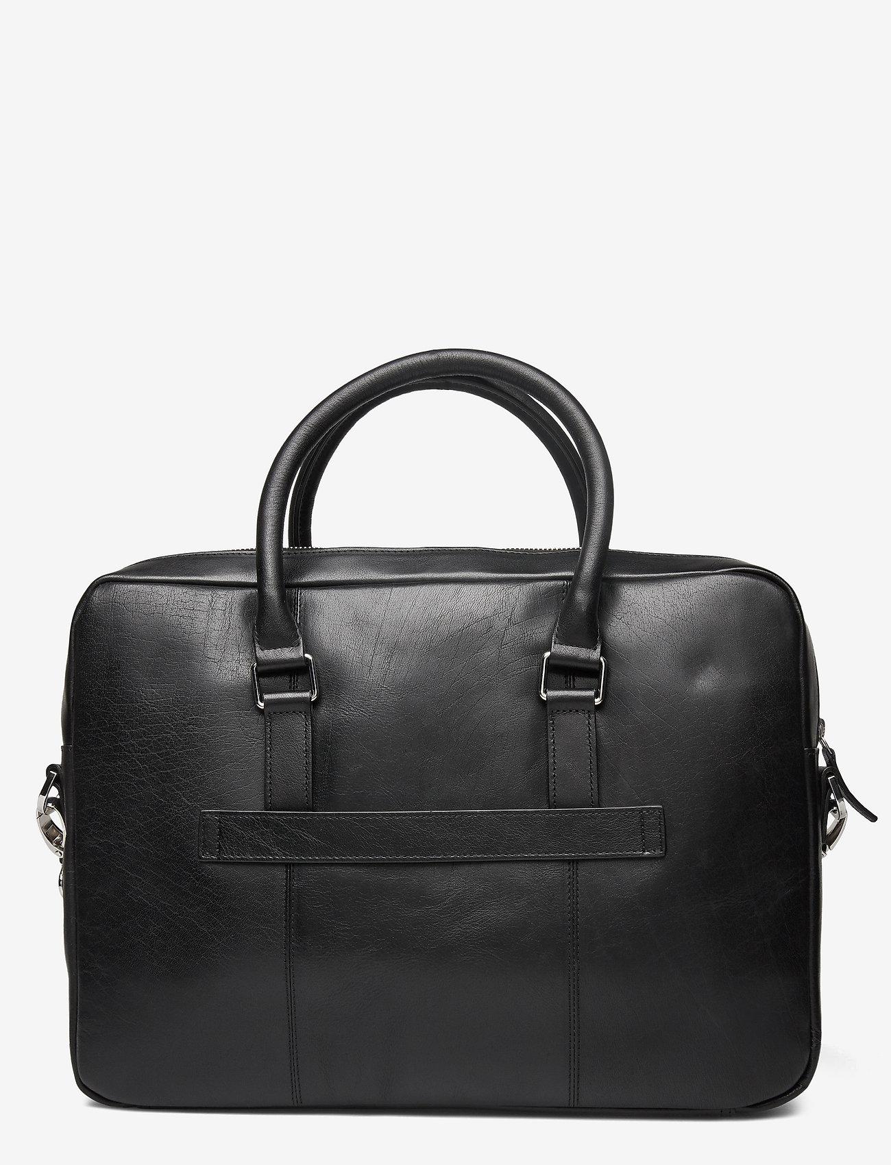 Royal RepubliQ - Focus Laptop Bag - laptop-väskor - black - 1