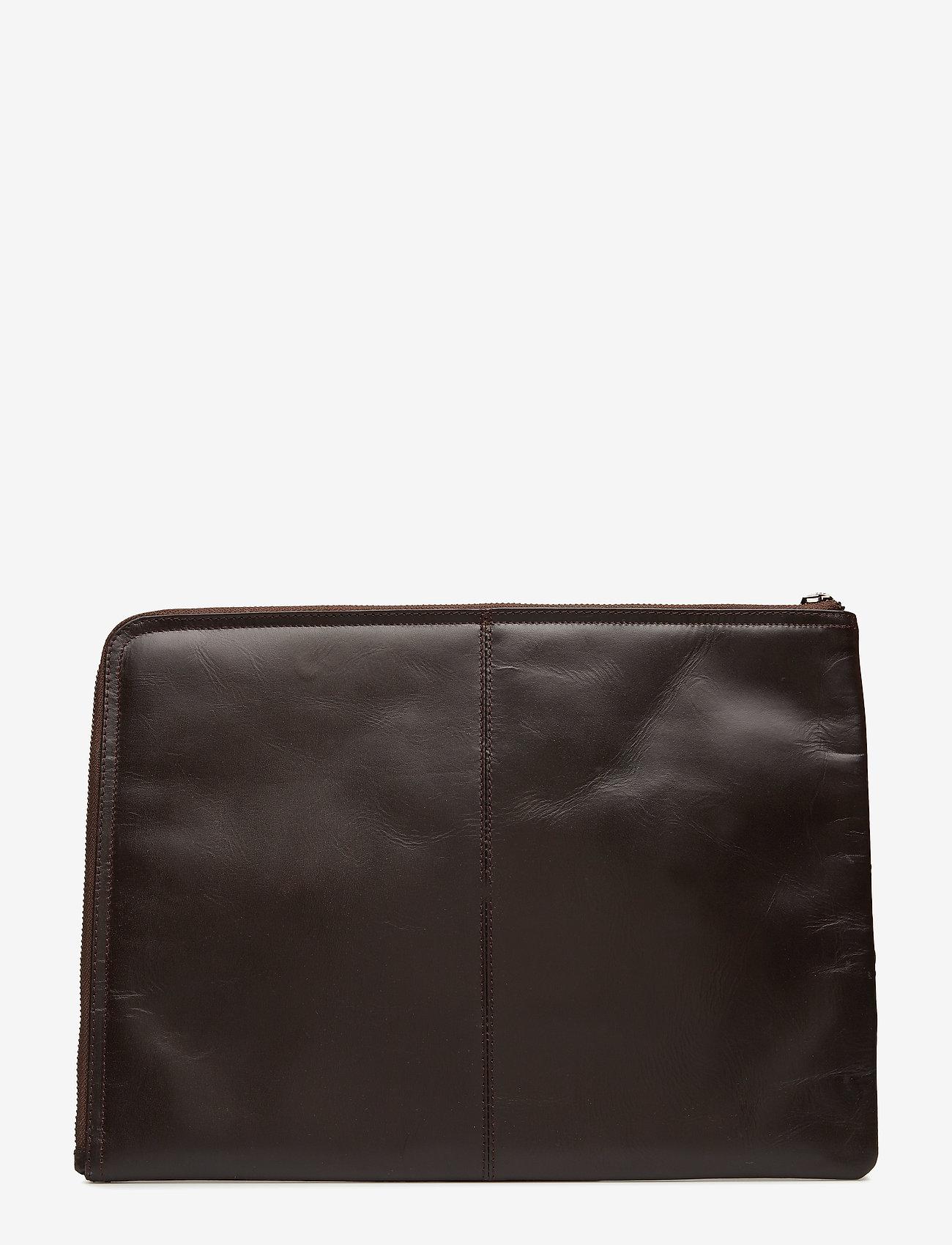 Royal RepubliQ - League Laptop Sleeve - laptop-väskor - brown - 1