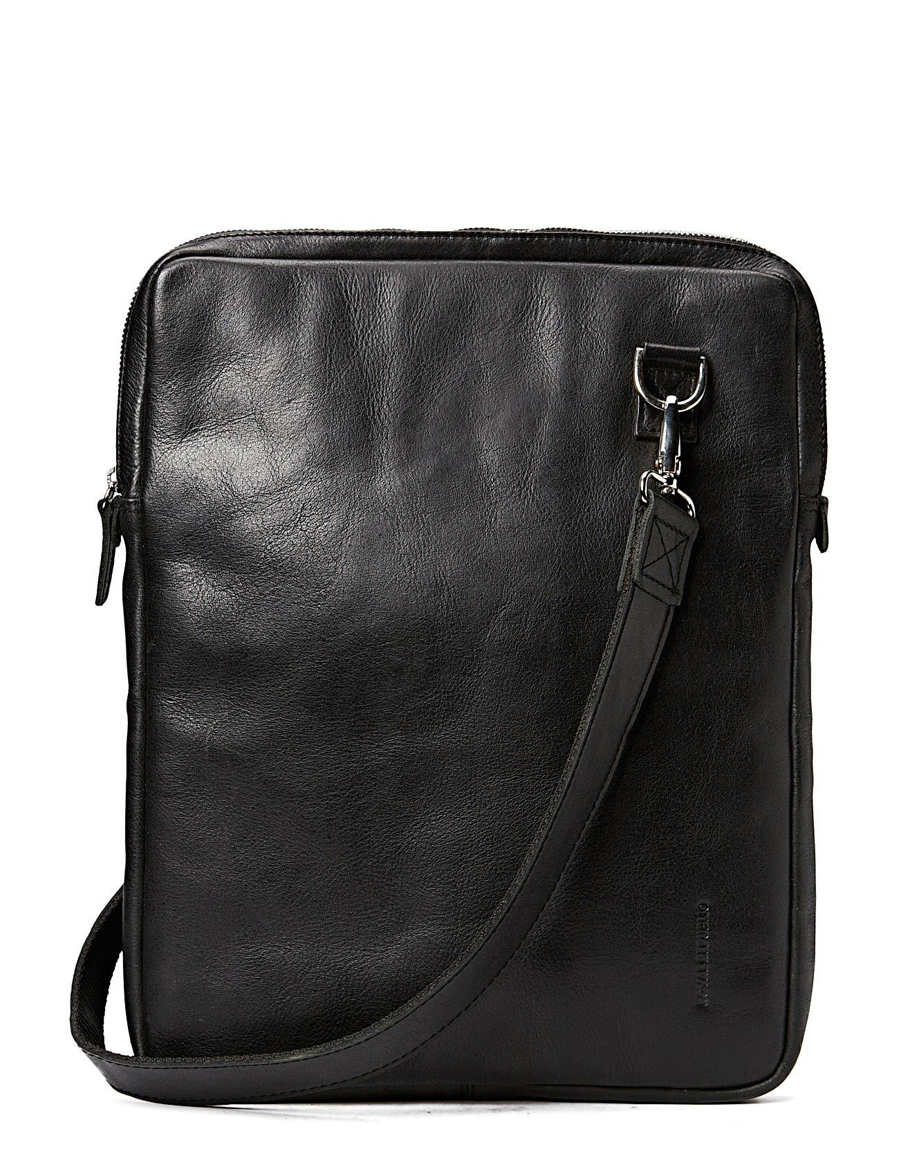 Royal RepubliQ Laptop Cover w/strap 16inch - BLACK