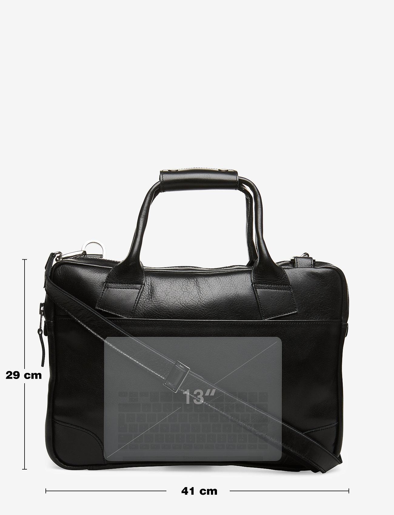 Royal RepubliQ Nano single bag - BLACK