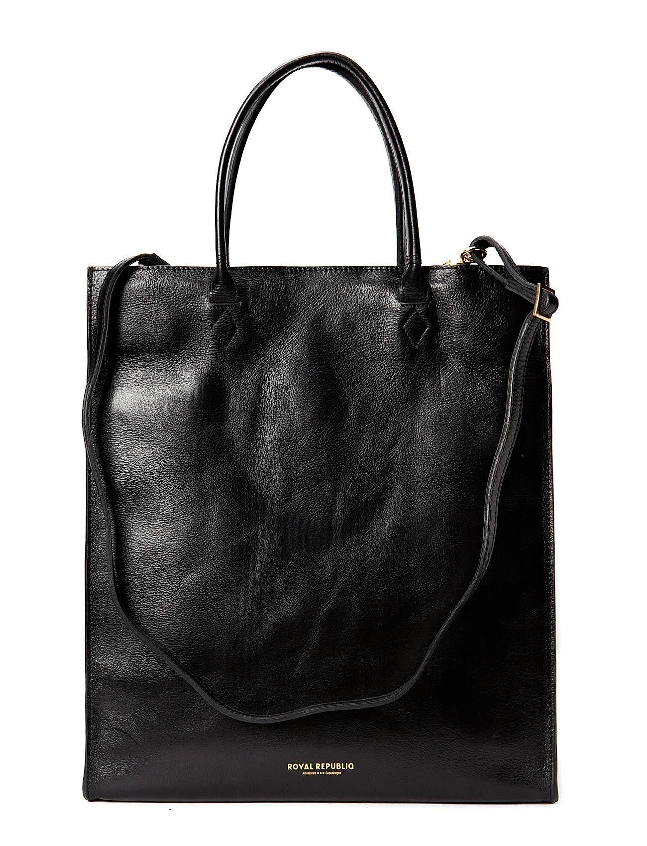 Royal RepubliQ Mel Tote bag - BLACK