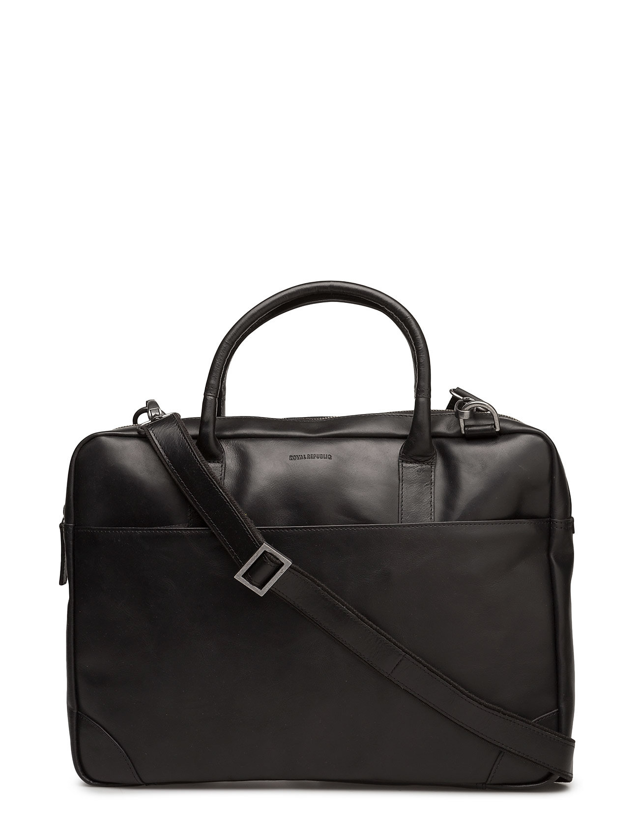 Royal RepubliQ Explorer laptop bag single - BLACK