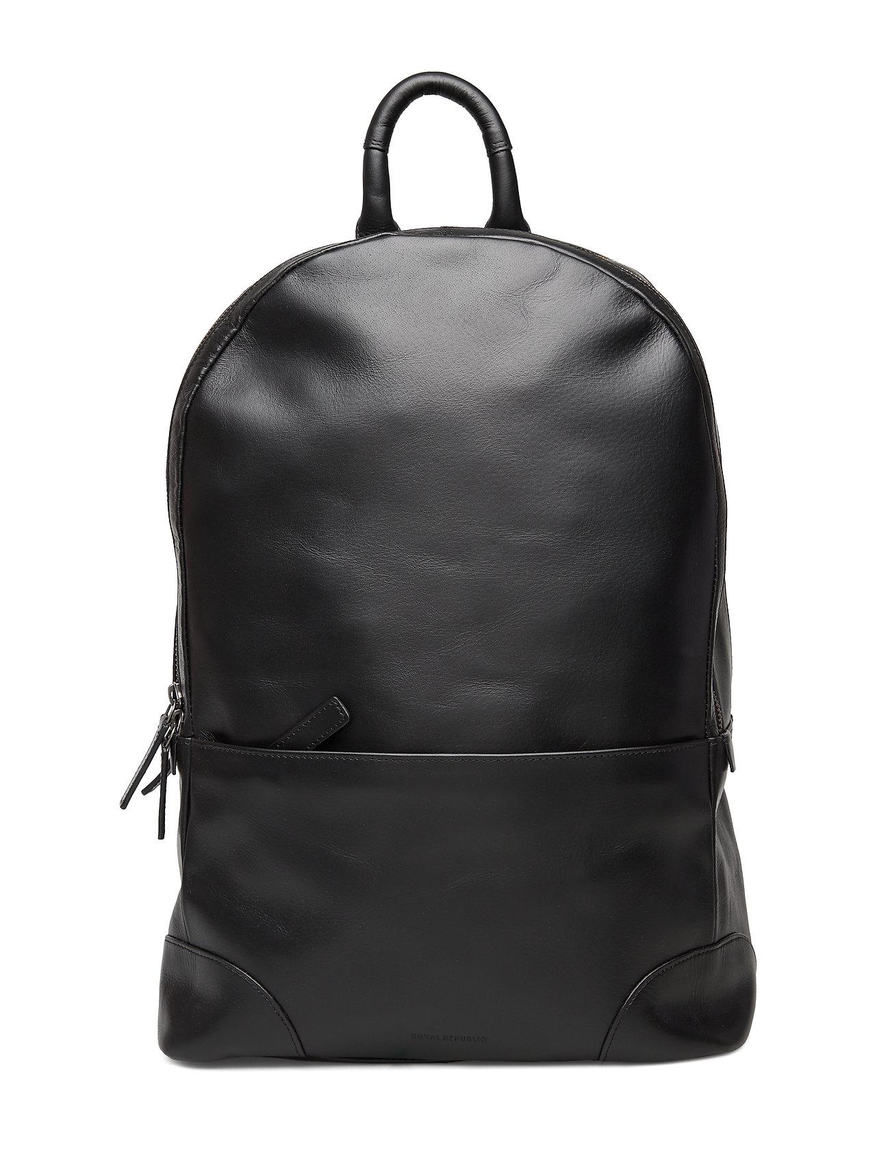 Royal RepubliQ Explorer Backpack - BLACK