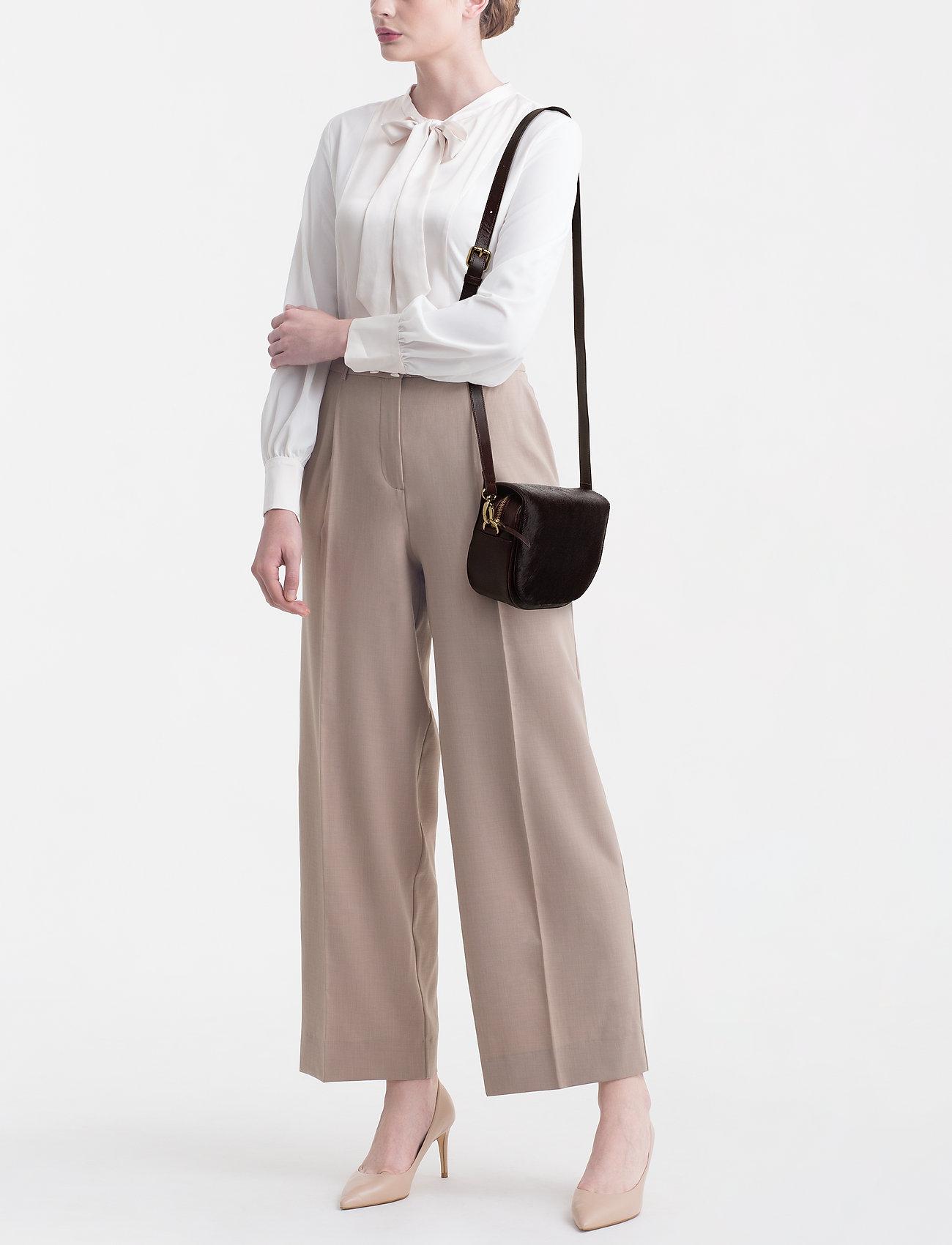 Royal RepubliQ Raf Curve Handbag Pony - WINE