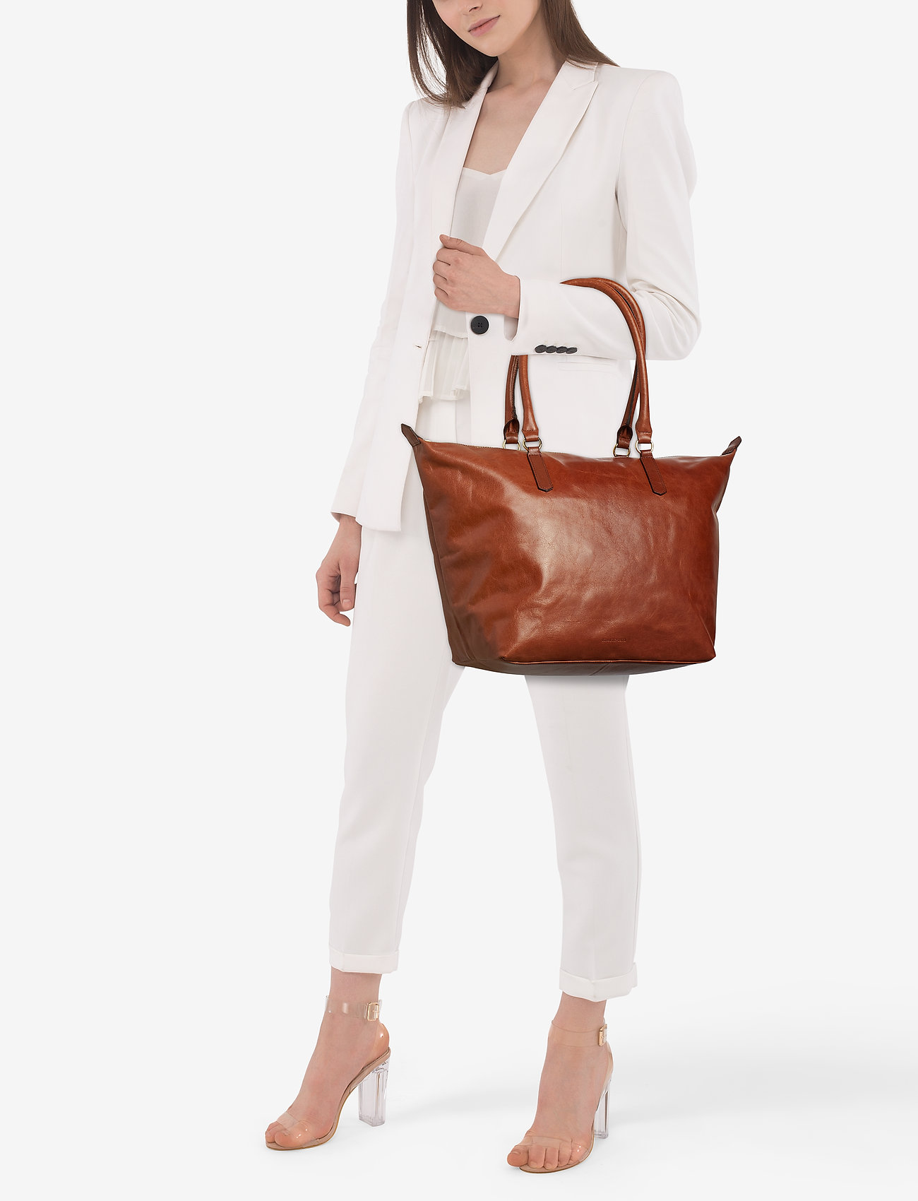 Royal RepubliQ Essential Shopper - COGNAC