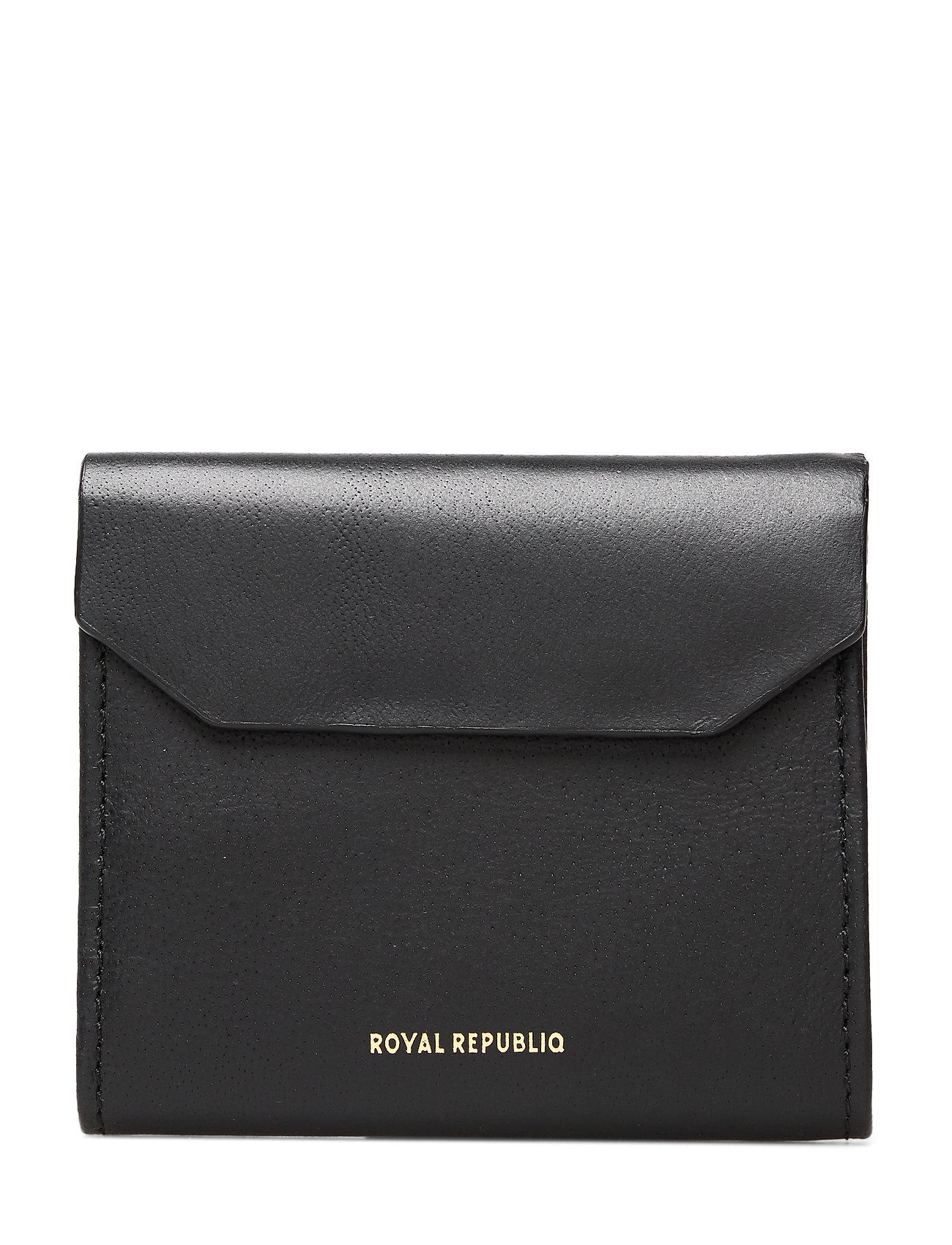 Royal RepubliQ Empress Wallet - BLACK