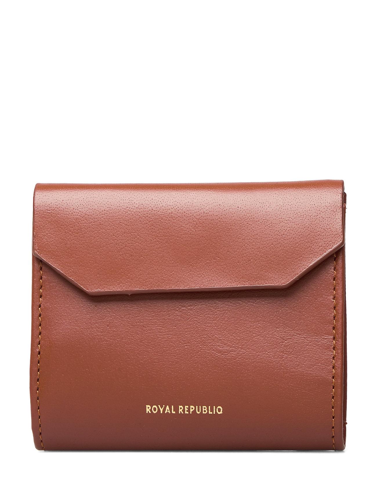 Royal RepubliQ Empress Wallet - COGNAC