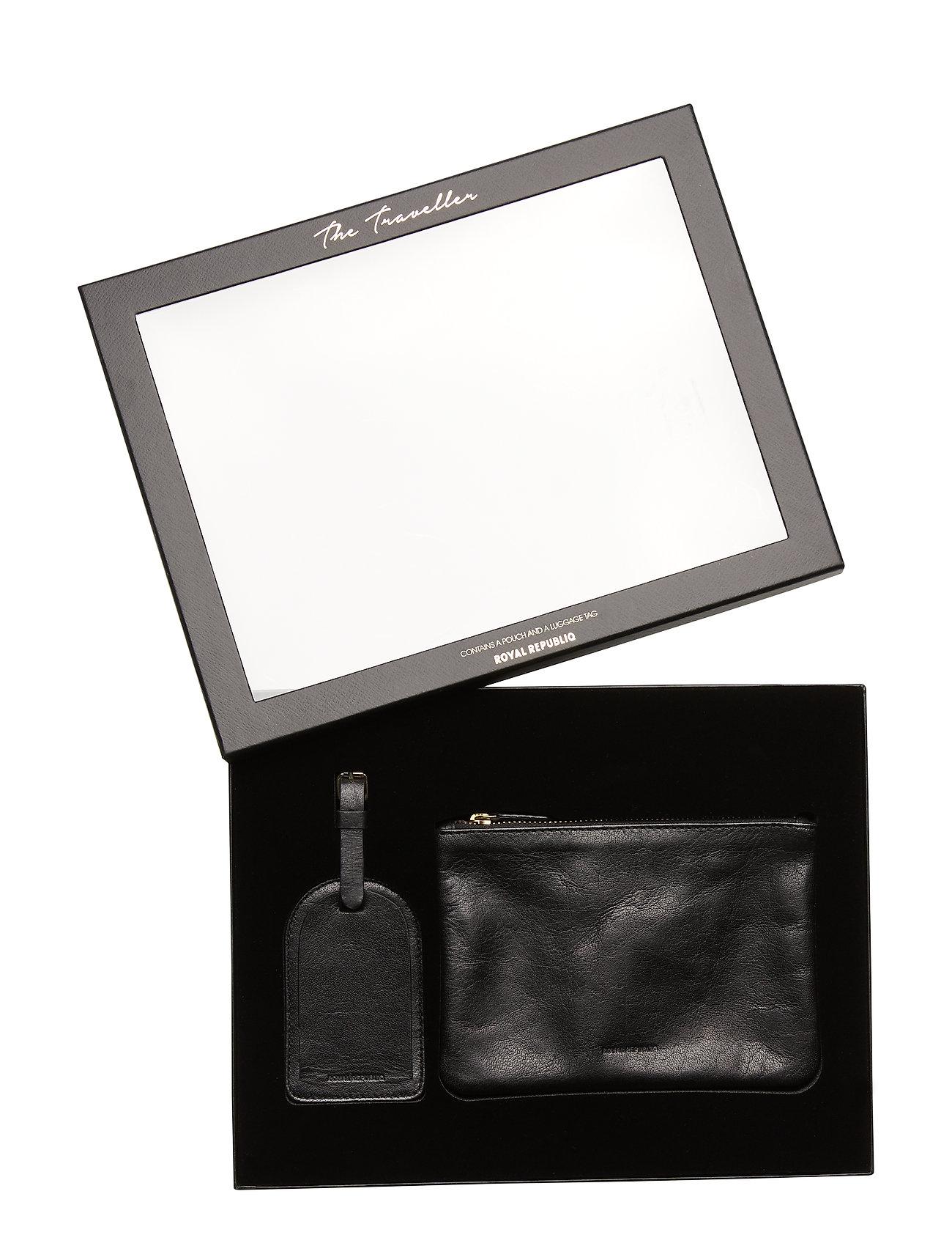 Royal RepubliQ - The Traveller Gift Box - akcesoria turystyczne - black - 0