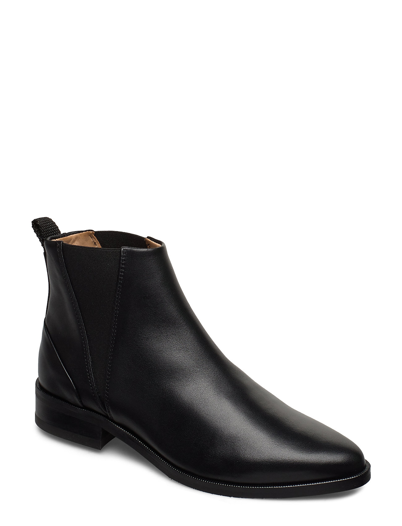 Image of Prime Chelsea Shoes Boots Ankle Boots Ankle Boot - Flat Sort Royal RepubliQ (3415187581)