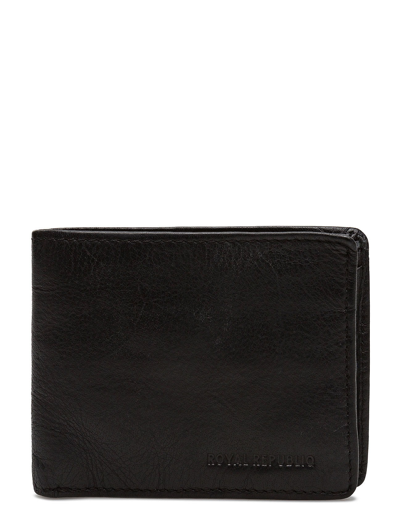 Royal RepubliQ Wayne Wallet BRN - BLACK