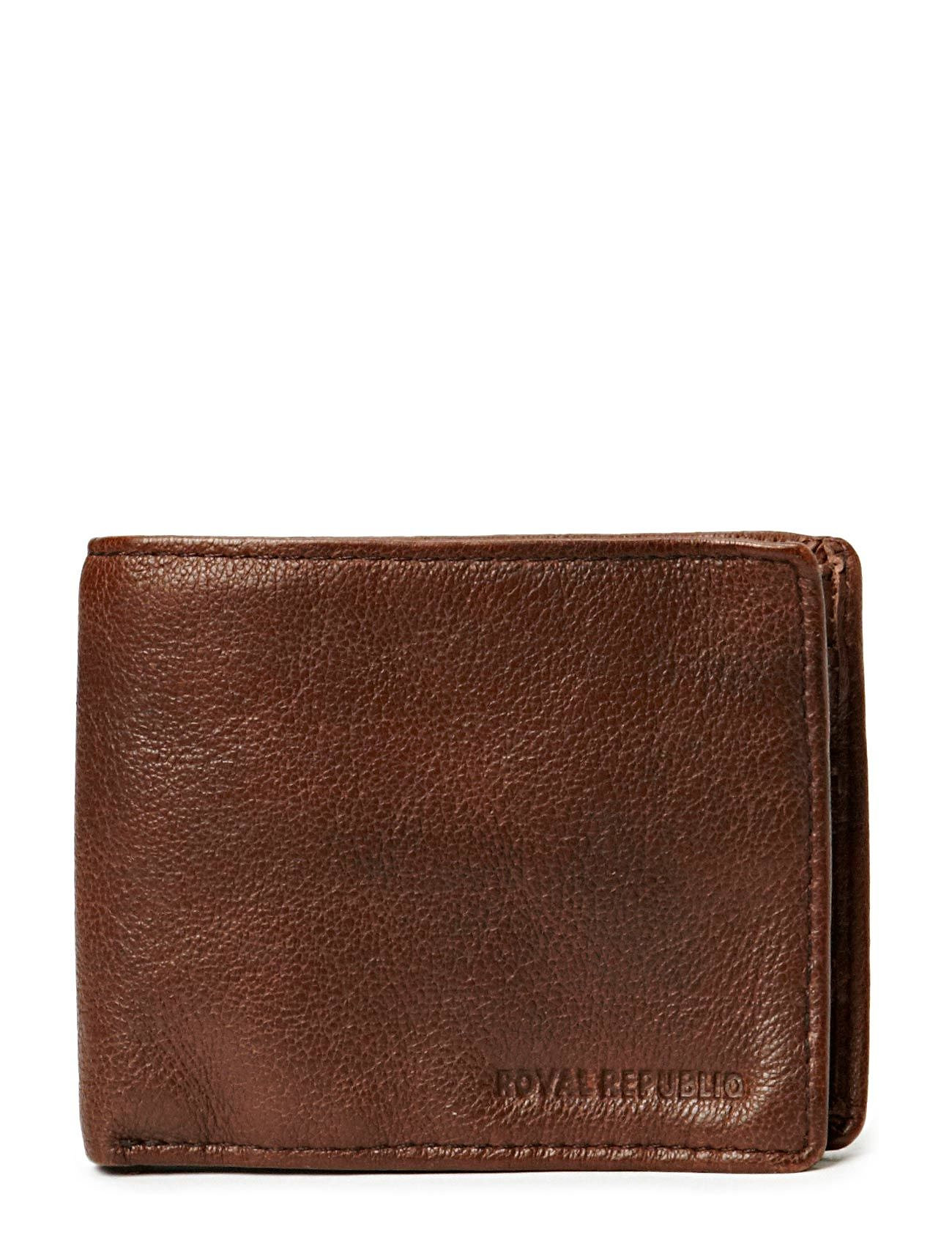 Royal RepubliQ Wayne Wallet - BROWN