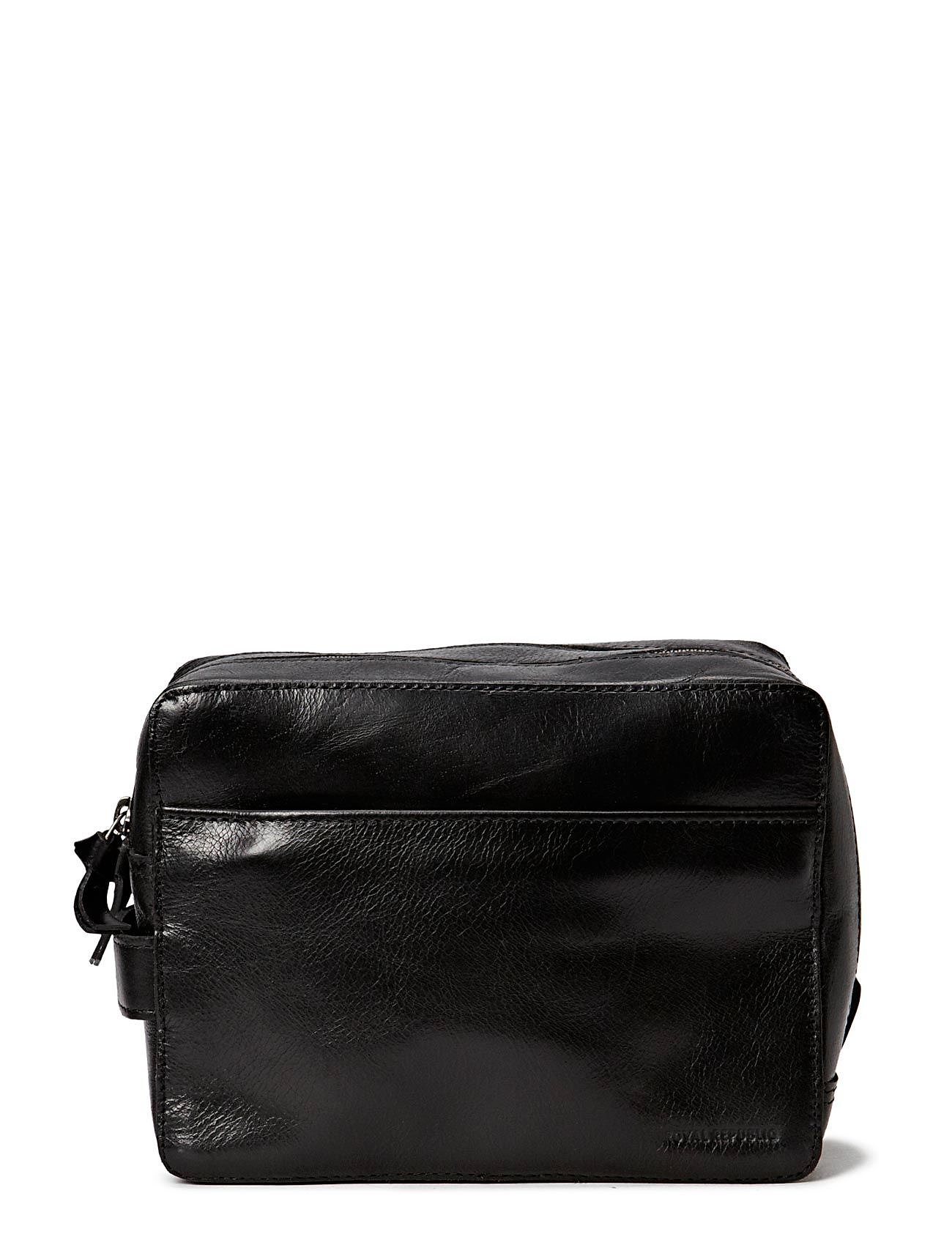 Royal RepubliQ Gemin Toilet Bag Mini - BLACK