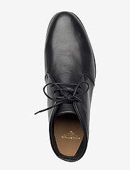 Royal RepubliQ - CAST CLASSIC DERBY MIDCUT - desert boots - black - 3