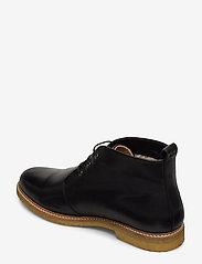 Royal RepubliQ - Cast Crepe Chukka - veter schoenen - black - 2