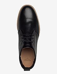 Royal RepubliQ - Cast Crepe Chukka - veter schoenen - black - 3