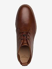 Royal RepubliQ - Cast Crepe Chukka - veter schoenen - tan - 3