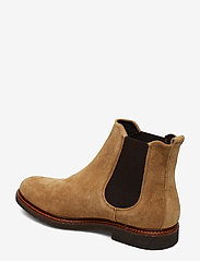 Royal RepubliQ - Cast Crepe Chelsea Suede - nilkkurit - biscotto - 2
