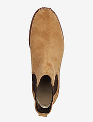 Royal RepubliQ - Cast Crepe Chelsea Suede - nilkkurit - biscotto - 3