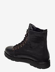 Royal RepubliQ - TediQ Hiker Oxford Combat Boot - nauhalliset - black - 2