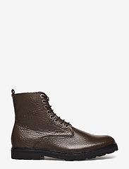 Royal RepubliQ - Alias Hiker Legioner Rhino - laced boots - brown - 1
