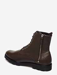 Royal RepubliQ - Alias Hiker Legioner Rhino - laced boots - brown - 2