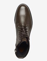 Royal RepubliQ - Alias Hiker Legioner Rhino - laced boots - brown - 3