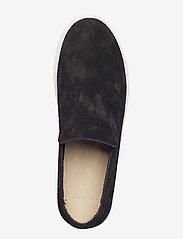 Royal RepubliQ - Doric Loafer Suede - baskets slip-ons - black - 3