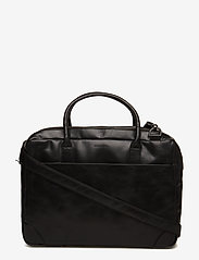Royal RepubliQ - Explorer laptop bag double - laptop-tassen - black - 0