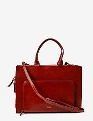 Royal RepubliQ - Galax Day bag - laptop-väskor - cognac - 0