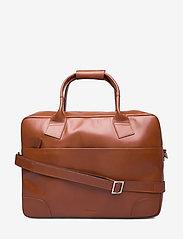 Royal RepubliQ - Nano Day Bag - briefcases - cognac - 0