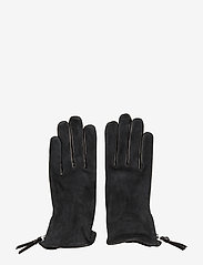 Royal RepubliQ - Ground Suede Touch Gloves - rękawiczki - black - 0