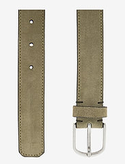 Royal RepubliQ - Allure Suede Belt - riemen - olive - 1