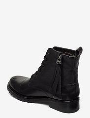 Royal RepubliQ - Ave Lace Up Boot - Black - niski obcas - black - 2