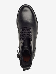 Royal RepubliQ - Ave Lace Up Boot - Black - niski obcas - black - 3