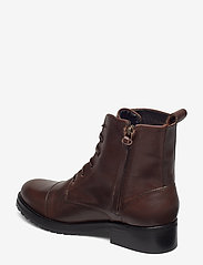 Royal RepubliQ - Ave Lace Up Boot - flat ankle boots - brown - 2