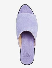 Royal RepubliQ - Town Mule Suede - heeled sandals - purple - 3