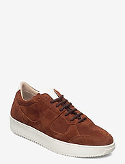 Royal RepubliQ - Bolt Oxford Shoe Suede 195 - sneakersy niskie - tan - 0