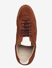 Royal RepubliQ - Bolt Oxford Shoe Suede 195 - sneakersy niskie - tan - 3