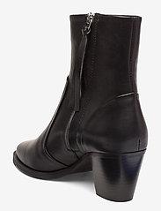 Royal RepubliQ - Avenue Zip Boot - korolliset nilkkurit - black - 2
