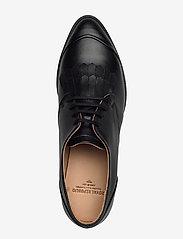 Royal RepubliQ - Prime Fringe Shoe - buty sznurowane - black - 3