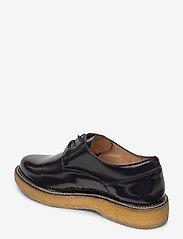 Royal RepubliQ - Border Crepe Derby Shoe - buty sznurowane - black - 2