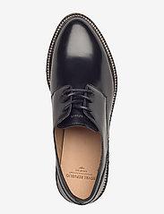 Royal RepubliQ - Border Crepe Derby Shoe - buty sznurowane - black - 3