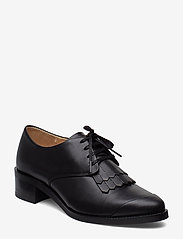 Royal RepubliQ - Elite Fringe Shoe - nauhakengät - black - 0